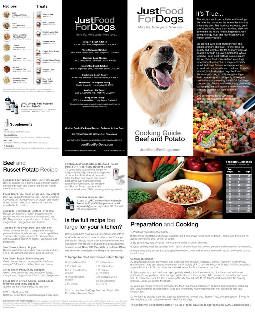 Jffd Diy Beef And Potato Cooking Guide Dog Food Recipes Chicken Dog Food Recipes Homemade Dog Food