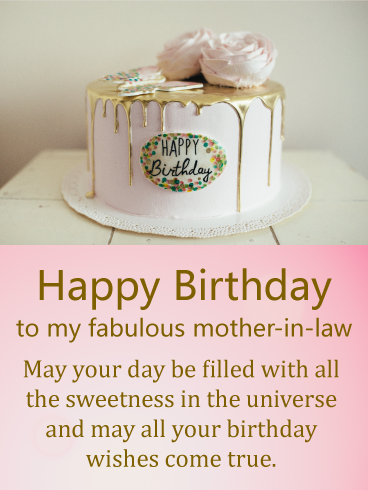 Incredible Homemaker Happy Birthday Card For Mother In Law Birthday Greeting Cards By Davia Birthday Wishes For Mother Birthday Cards For Mother Happy Birthday Mother