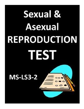 Asexual and sexual reproduction test
