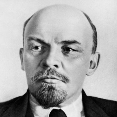 Vladimir Lenin. 1) Was the leader of the Russian SFSR from