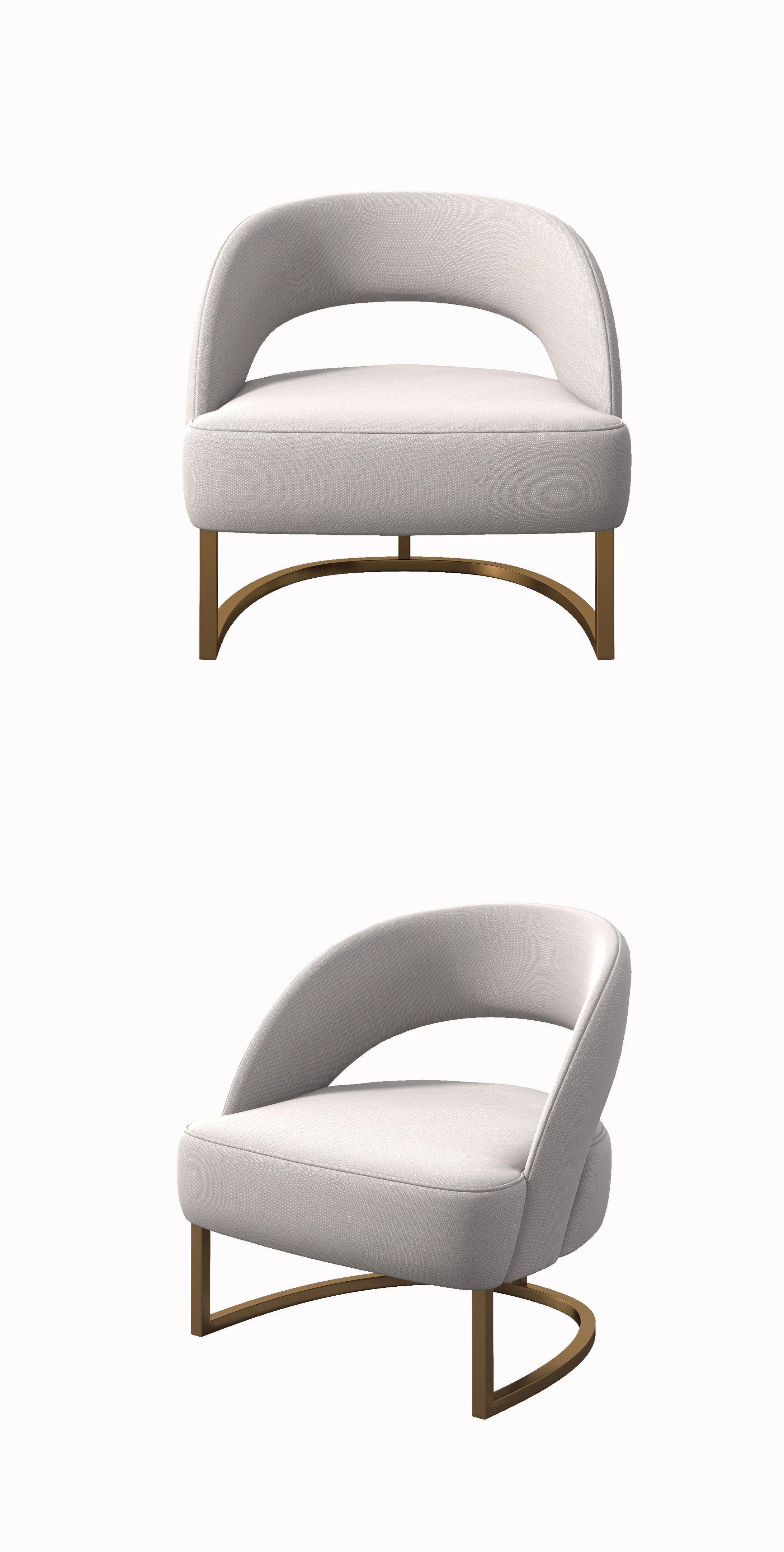 Remarkable Modern Style Sofa Chair Beige Regular Stainless Steel Ibusinesslaw Wood Chair Design Ideas Ibusinesslaworg