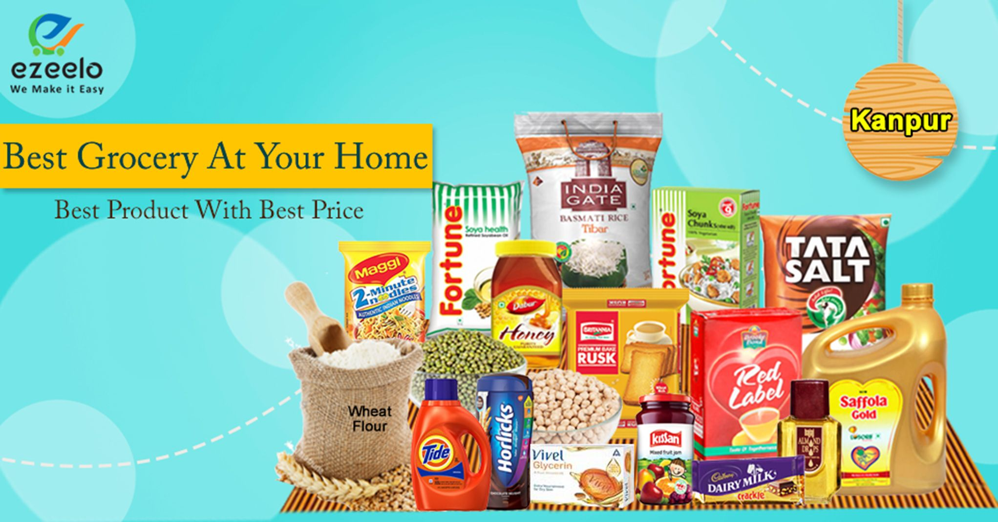 Making Grocery Shopping More Convenient! Buy Online Daily