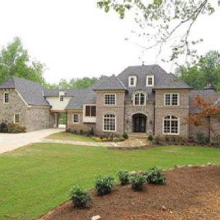 Brick Home Atlanta Mansions Big Mansions Mansions