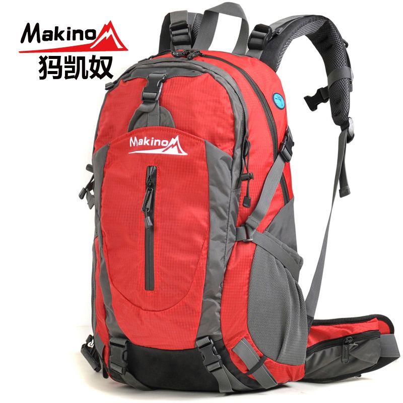 a9735ca25614 Makino waterproof camping backpack travel backpack outdoor bag ...