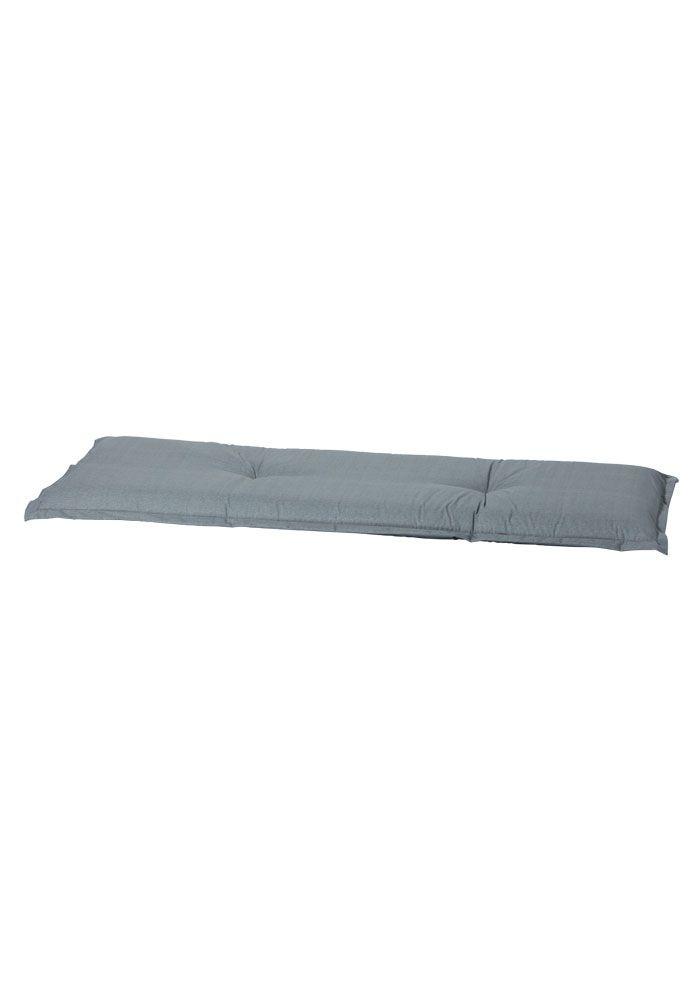 Teakoutlet De bankkussen 120cm basic grey eend grijs en