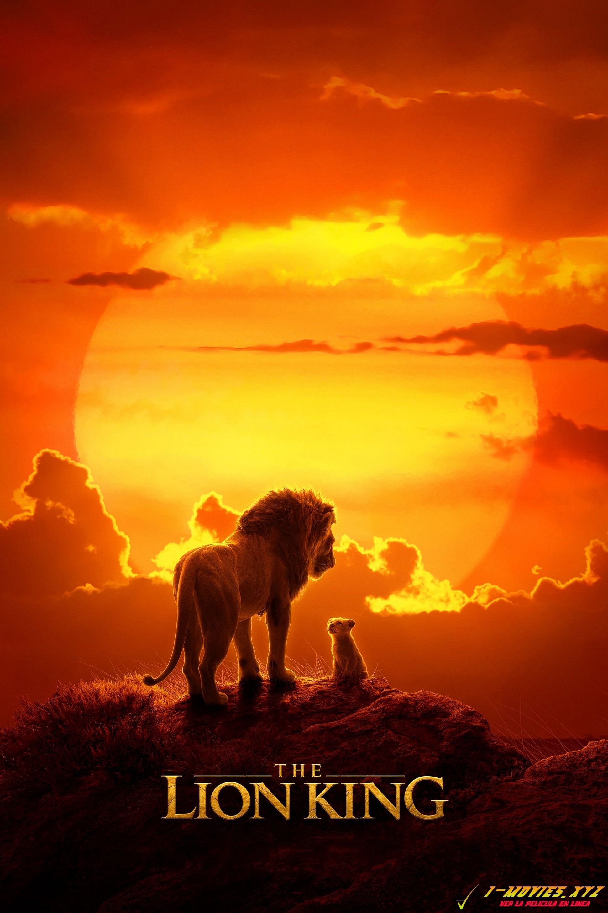 El Rey León Película Completa En Español Latino Allpelículas Lion King Movie Lion Pictures Lion King