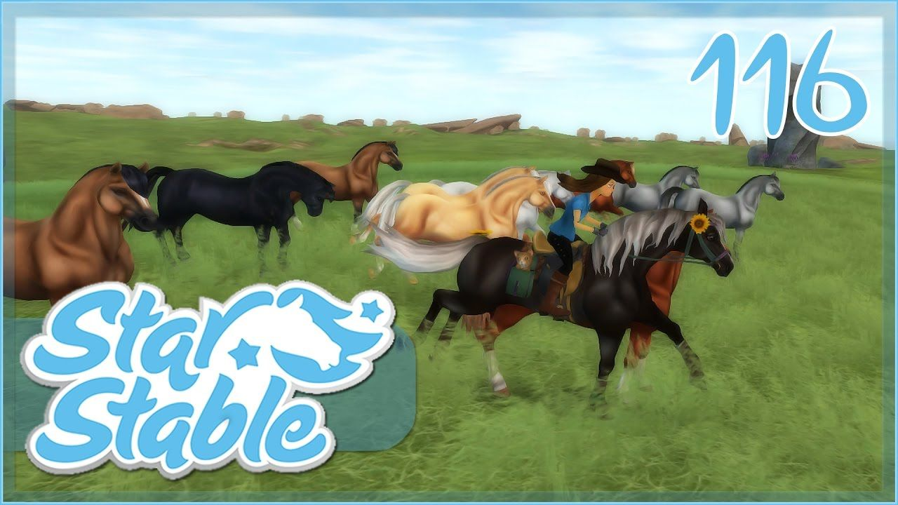 Adopting Our Wild Welsh Pony Star Stable Episode 116 With