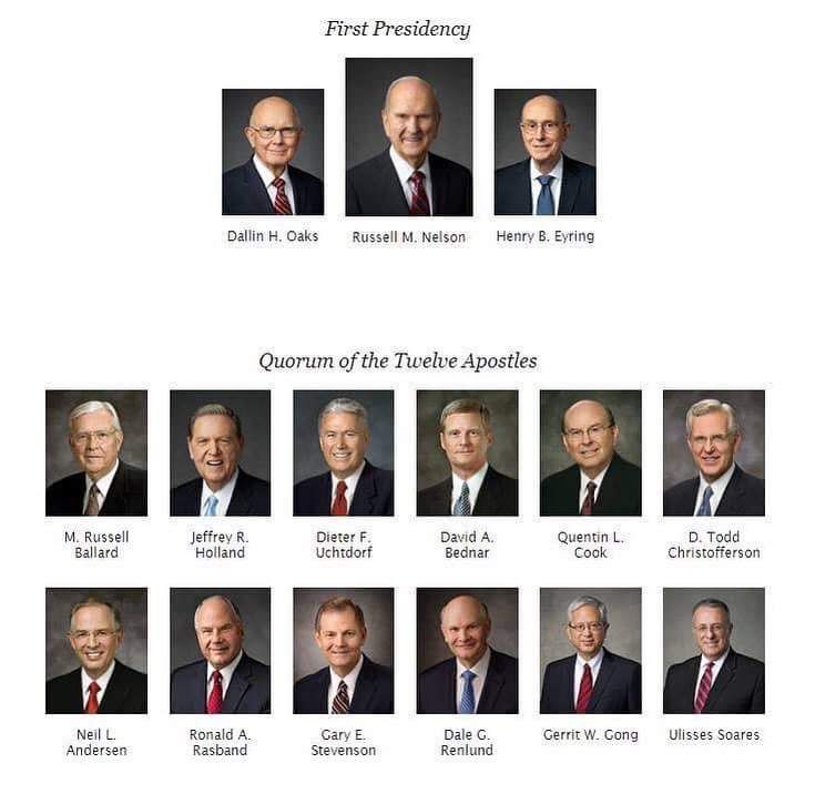 New Lds Apostles 2020.Pin By Angela Hoach On Lds Church Lds Apostles Lds