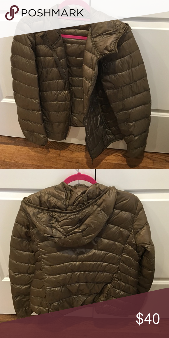 Uniqlo heat tech puffer Puffer, Uniqlo, Uniqlo jackets