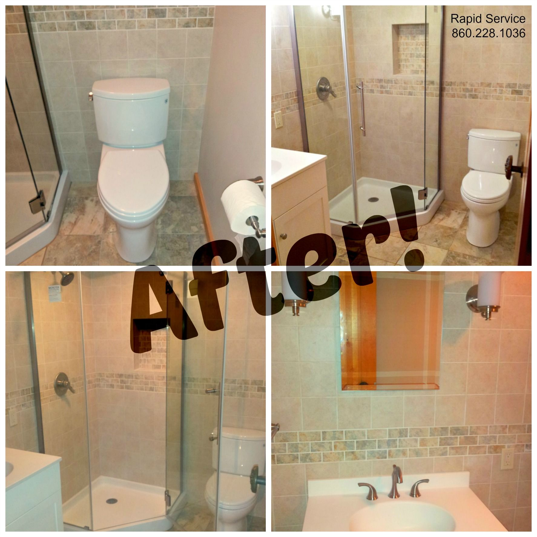 3 Ways To Make Your Small Bathroom Look Bigger Manchester Plumbers Small Bathroom Bathrooms Remodel Simple House Design