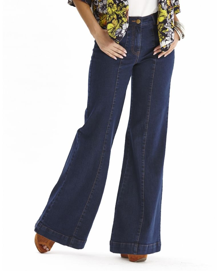 Simply Be Pixie Wide Leg Jeans Reg. One of the things that I hate ...