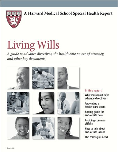 Living Wills List Medical Treatment You Wish To Refuse Should You