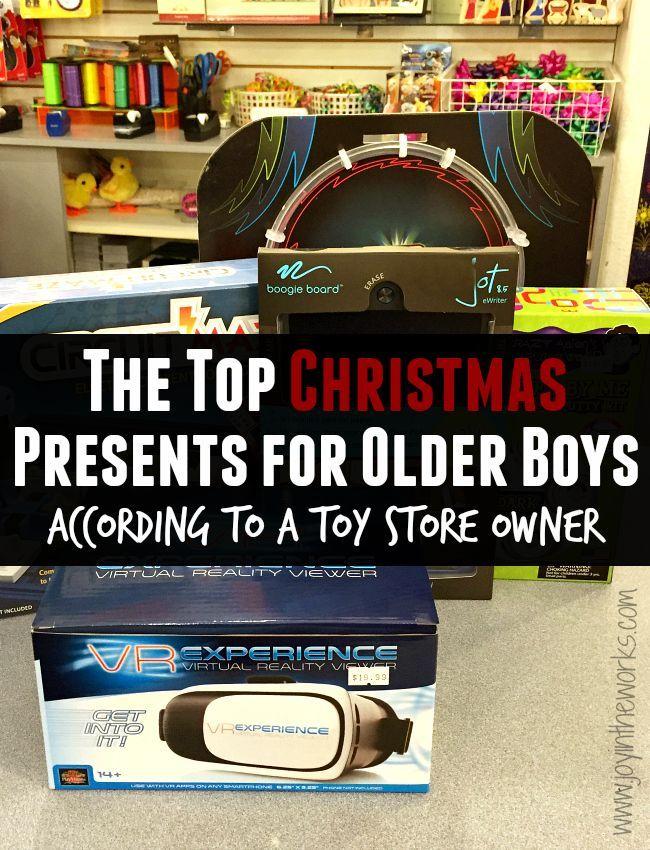 Christmas gift ideas for boys into cars