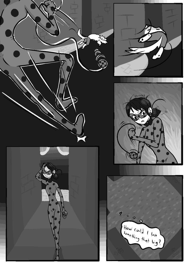 <<  << Page 9 >>  >> >>>>>> Miraculous Ladybug © Zagtoon Drawing  © Me