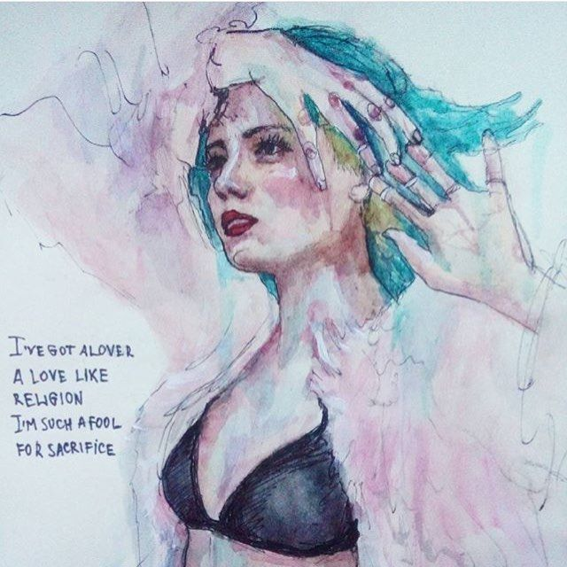 Pinterest: Nuggwifee☽ ☼☾ | a r t | Art, Illustration art ...