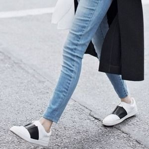 vince wallace platform sneaker | Vince