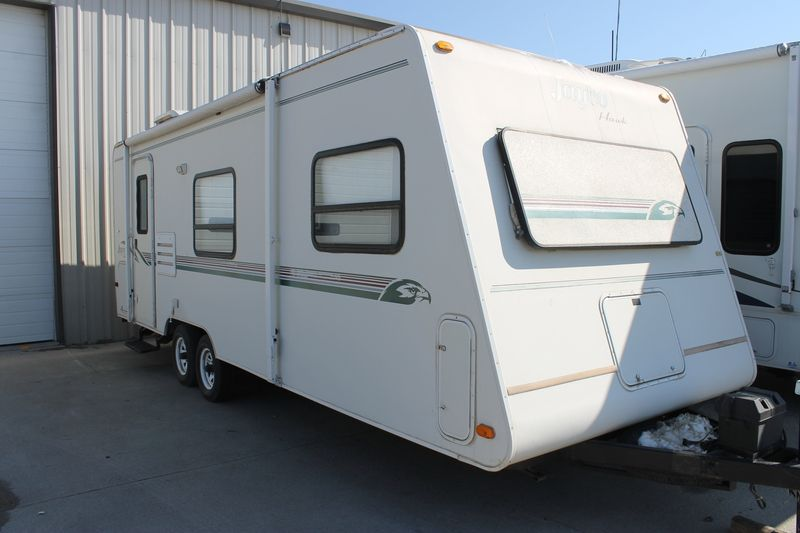 1997 Jayco Hawk 24fb Stock 0355 Jerry S Trailers Campers