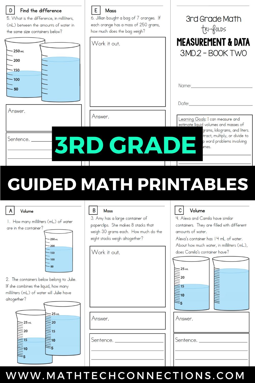 medium resolution of 3rd Grade Area