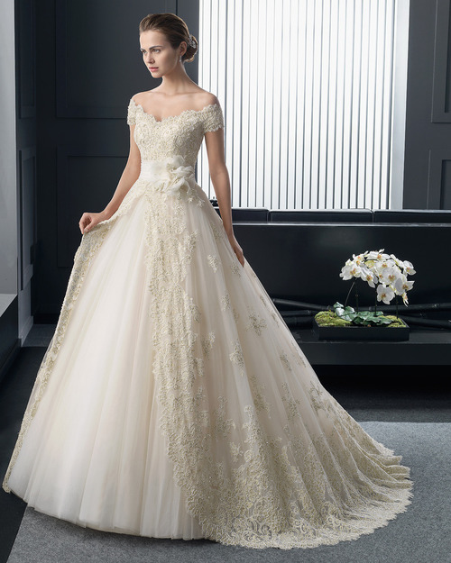 Wedding Dress | via Tumblr | Vestidos | Pinterest | Vestidos de ...