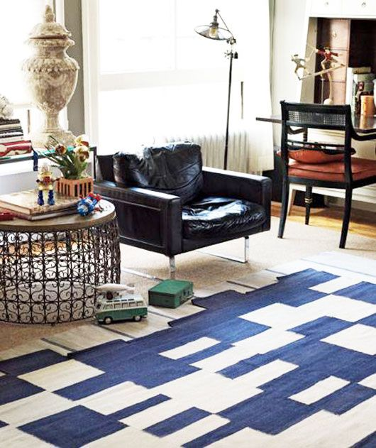 Via sfgirl by bay happy vivir con estilo pinterest - Alfombras kilim ikea ...