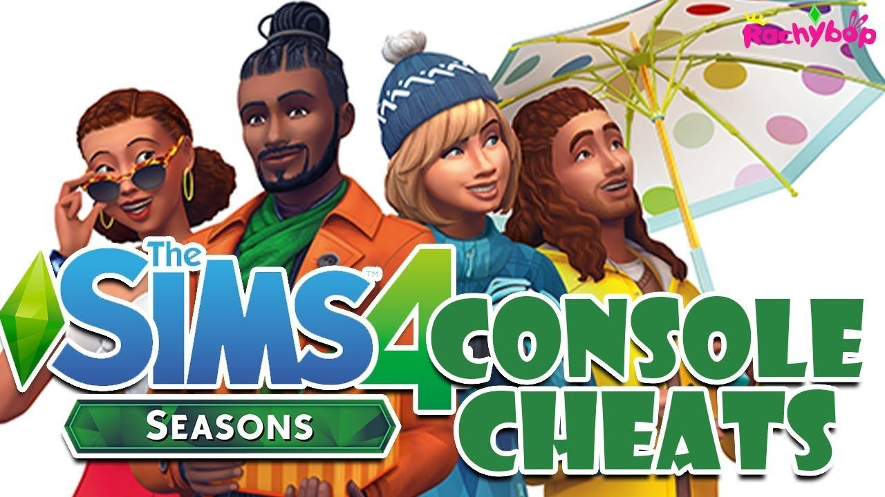 The Sims 4 Seasons Cheats For Console Ps4 Xbox Sims 4 Seasons