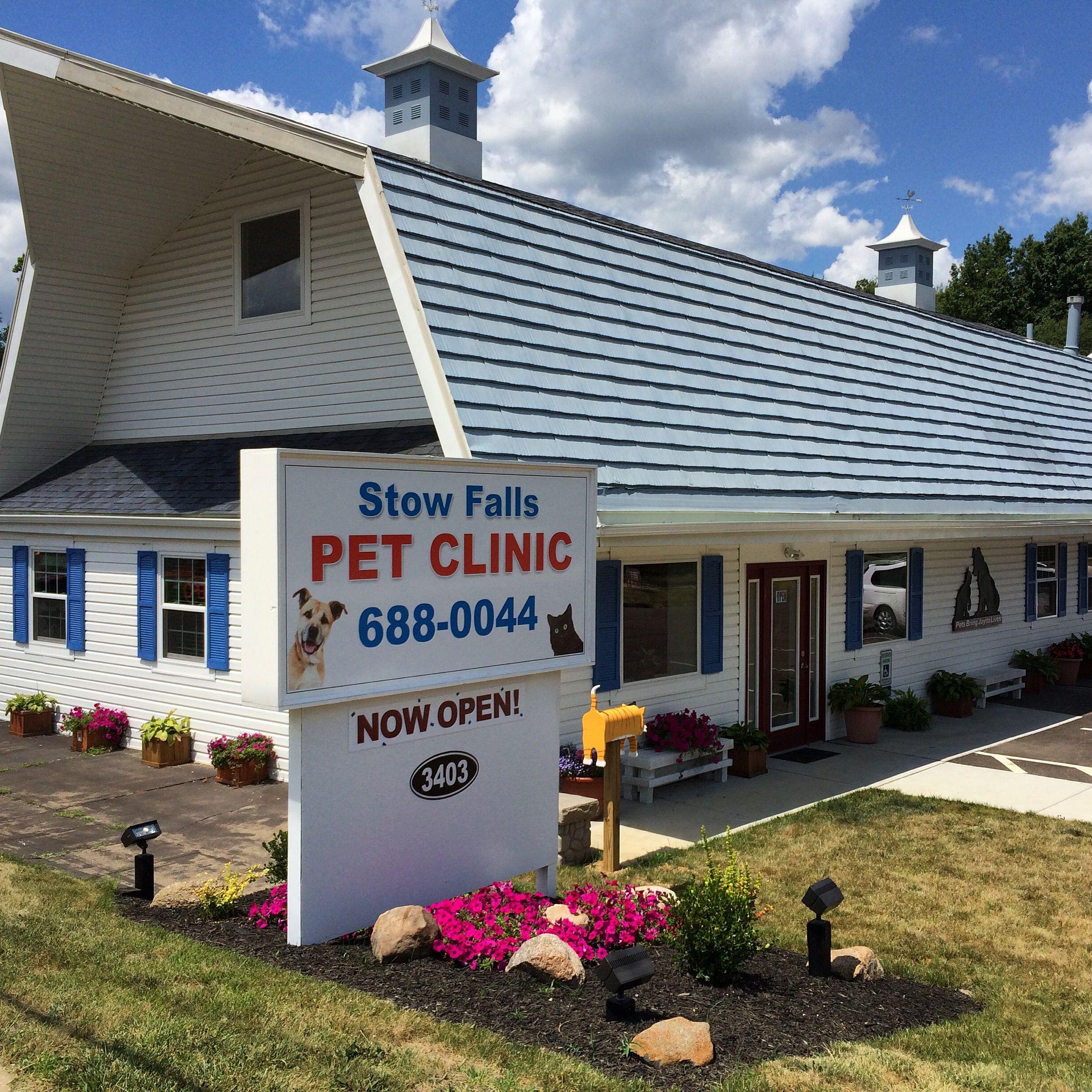 Stow Falls Pet Clinic 3403 Kent Road Stow Ohio 44224 Smallanimalvet Pet Clinic Animal Hospital Pet Vet