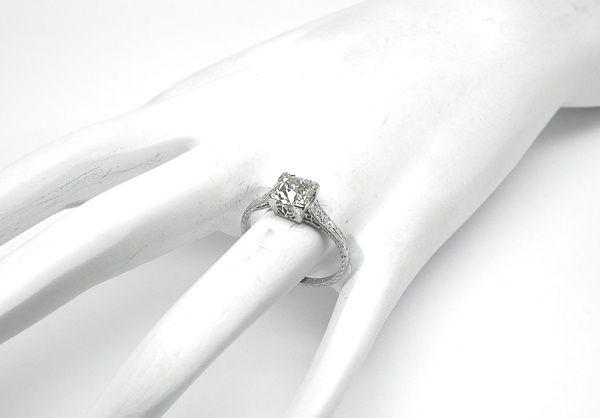Charlotte York Engagement Ring 9 Weddings Engagement Rings