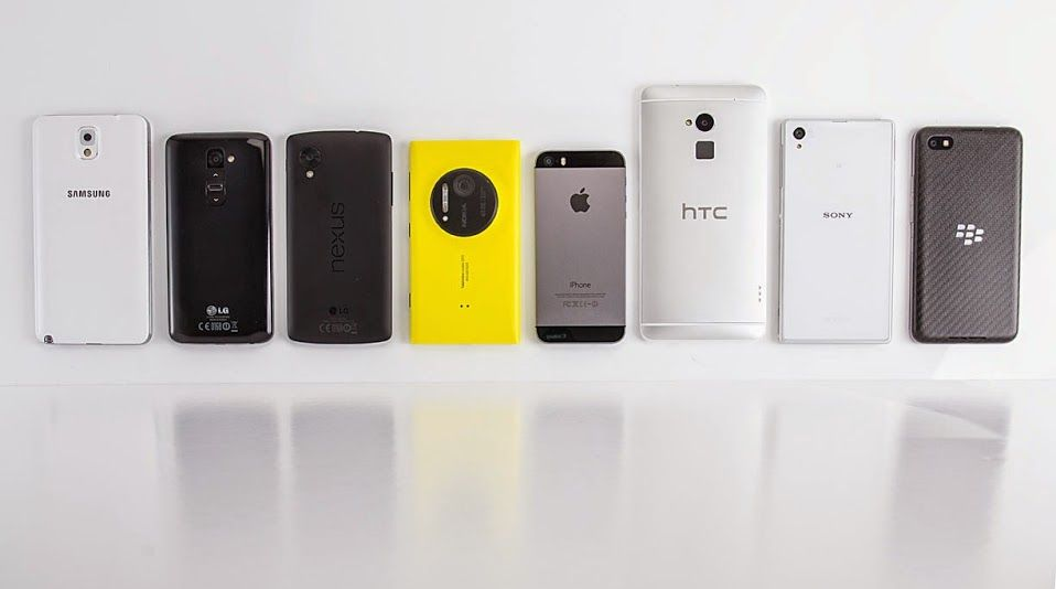 Part 1 Best Smartphones Of 2014 Best Smartphone Smartphone Best Phone