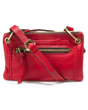 Oryany 'Molly' Pebbled Leather Crossbody