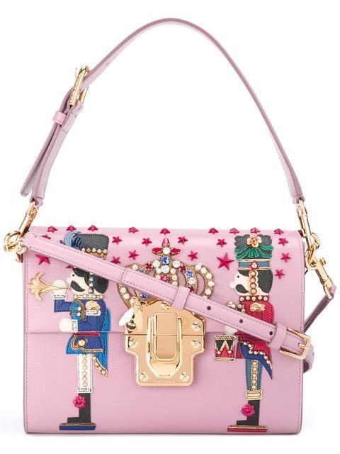 a67f8486c Dolce & Gabbana Bolsa modelo 'Lucia' | Bolsas | Bolsos, Bolsos ...