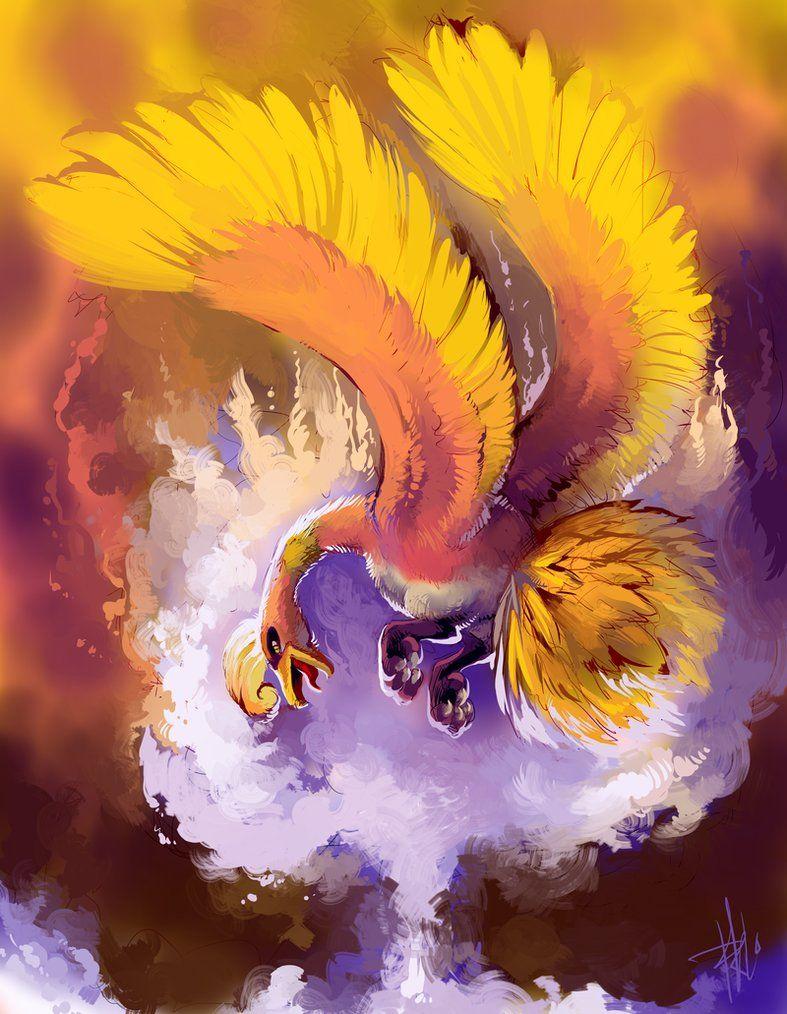 Ho Oh Used Sacred Fire By Purplekecleon On Deviantart Pokemon Art Pokemon Pokemon Pictures