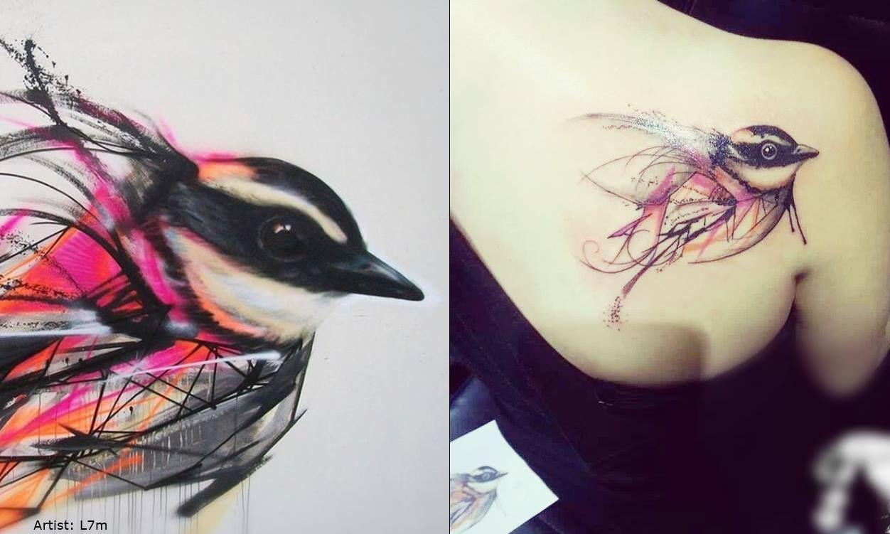 tatouage hirondelle graphique tatouage tatouage tatoueur et photo tatouage. Black Bedroom Furniture Sets. Home Design Ideas