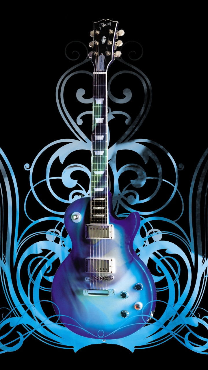 Abstract Guitar Wallpaper Cool Guitar Wallpaper Hd For Mobile Hd Wallpaper Download In 2020 Music Wallpaper Guitar Mobile Wallpaper