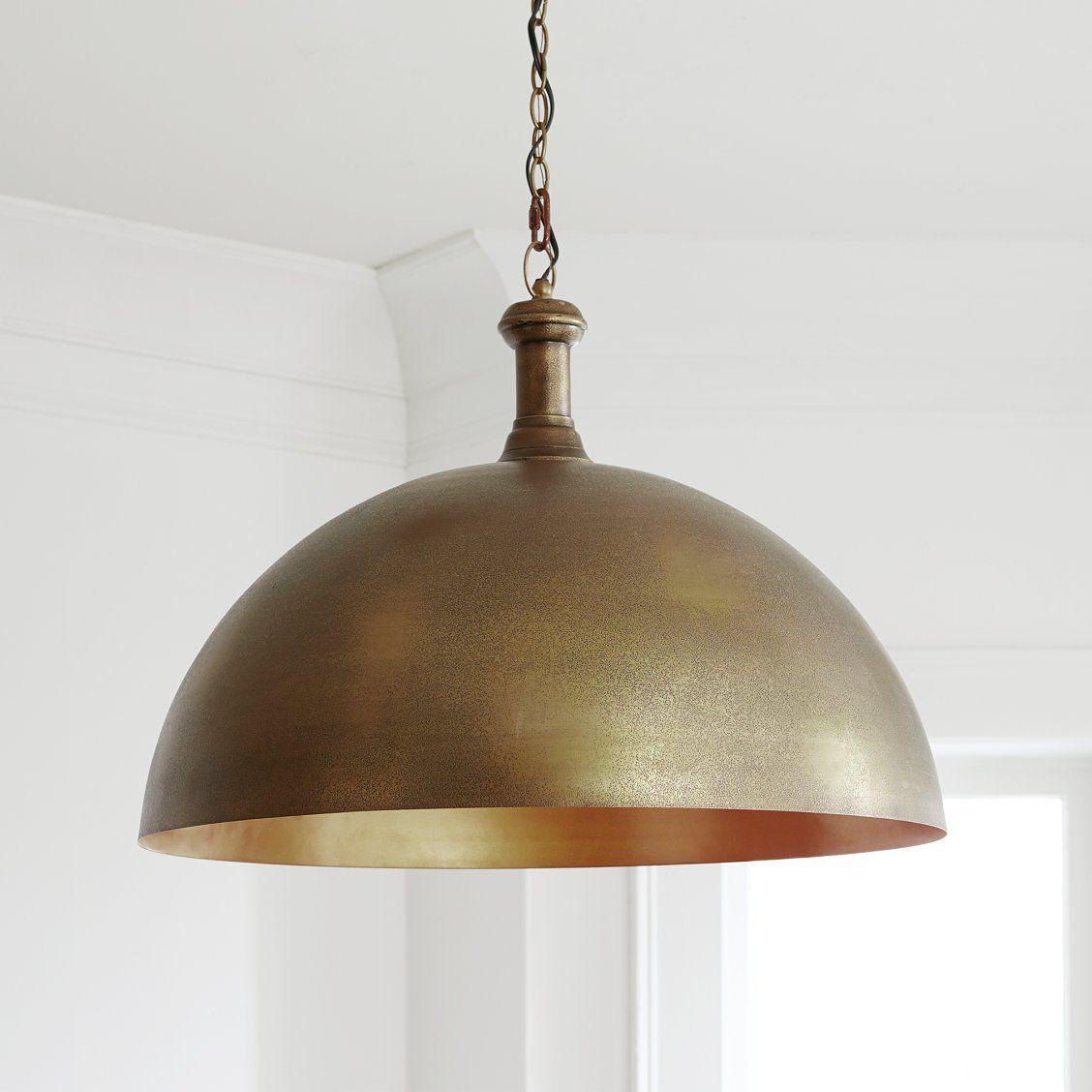 Bohdi Brass Dome Pendant Light Dome Pendant Lighting Brass Dome Pendant Light Pendant Light Kitchen dome ceiling lighting
