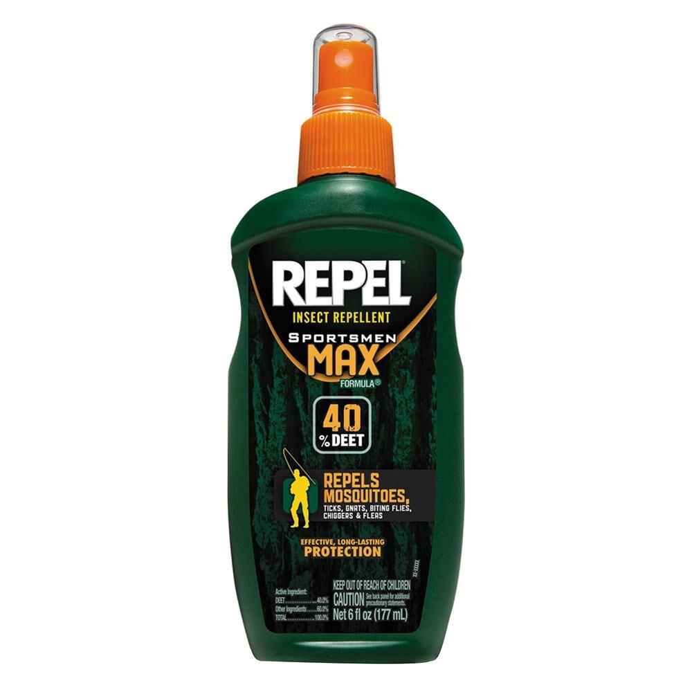 Repel Insect Repellent 6Oz.Sportsmen Max Formula Pump