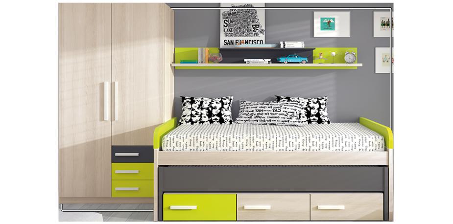 camas para niños de 13 años - Buscar con Google | Lugares que ...