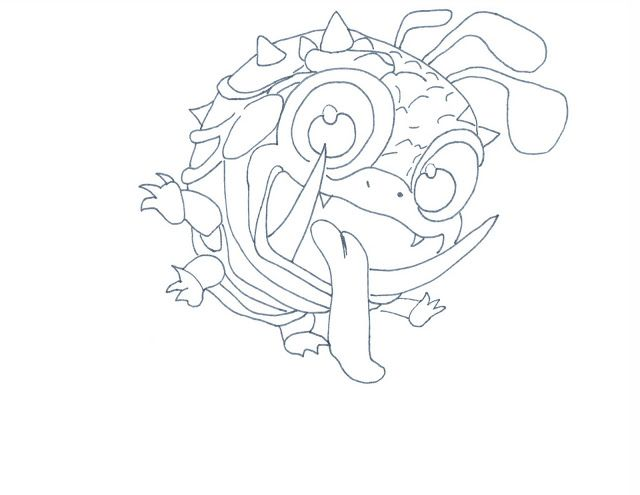 skylanders wrecking ball coloring page | Mom and kid fun | Pinterest ...