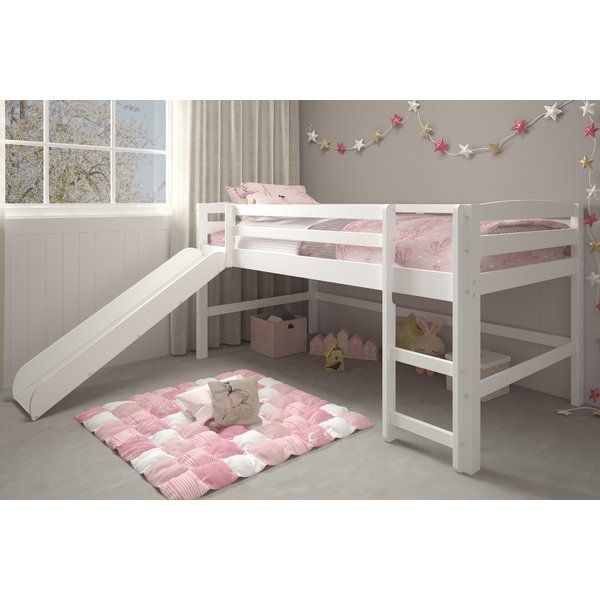 Best 400 Wayfair Com Low Loft Beds Loft Bed Cool Kids Bedrooms 640 x 480