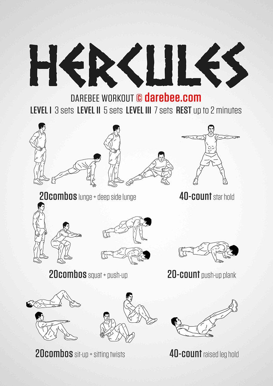 Hercules Workout Gym