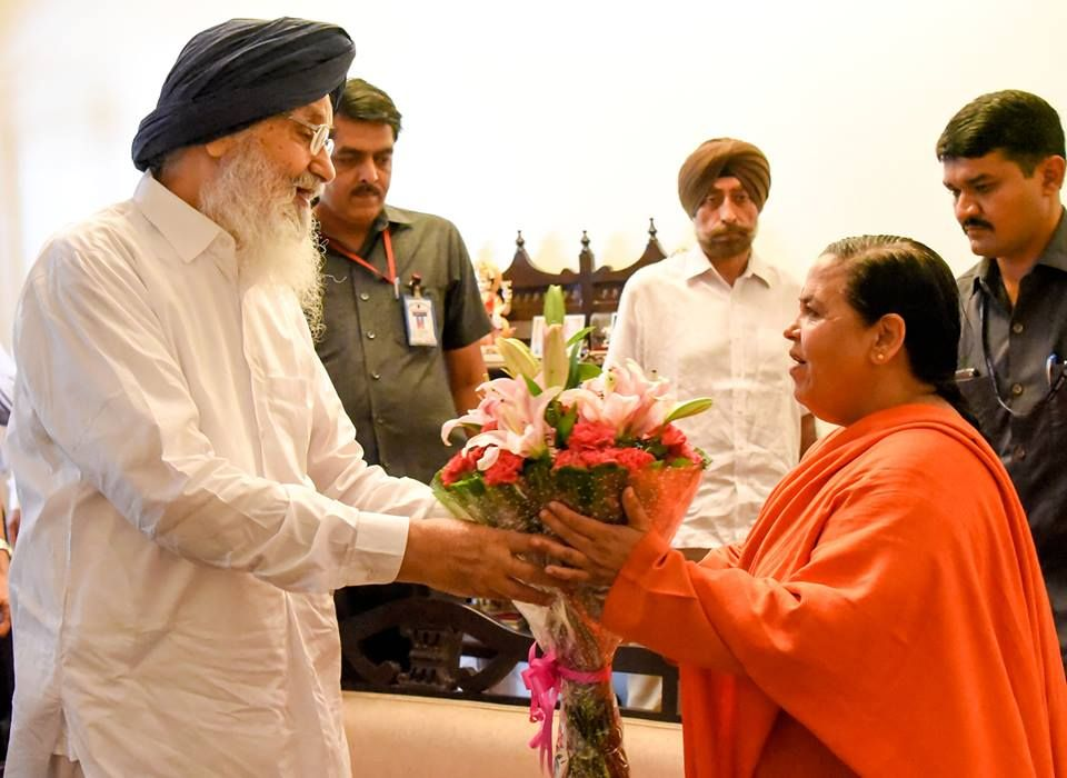 Punjab Chief Minister Mr. Parkash Singh Badal today urged
