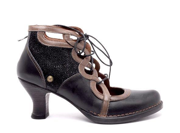 59c79f0fbbd246 Bottines Neosens - Talons bobines | Chaussures_Shoes | Chaussure ...