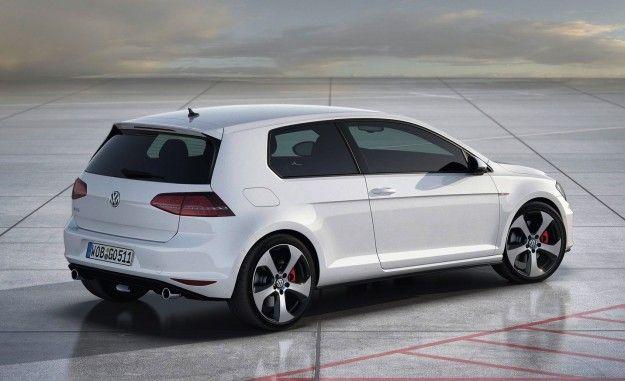 Golf Gti New Hot Hatch Gets Performance Pack Option Auto Golfinhos Carros