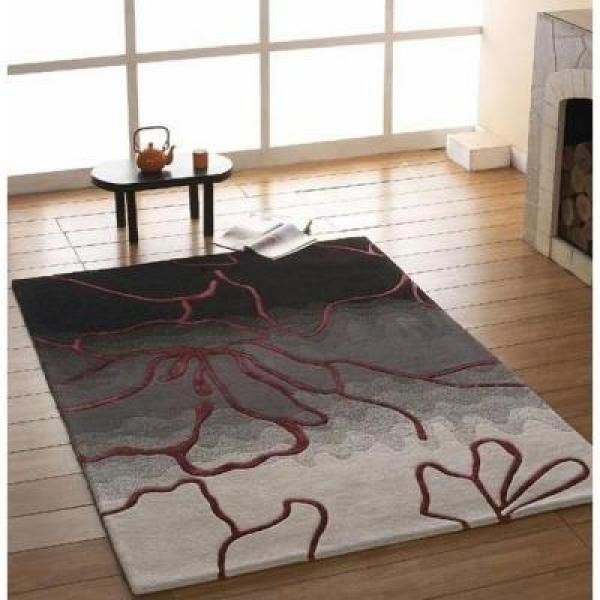 Home Decorators Collection Atlas Blue 5 ft. 3 in. x 8 ft. Area Rug