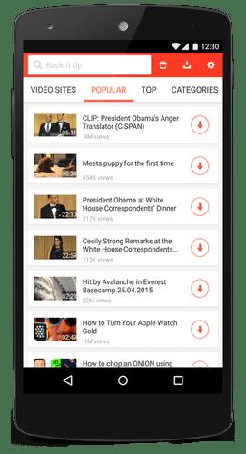 SnapTube Mod Apk Download– YouTube Downloader HD Video v4 38 1 8