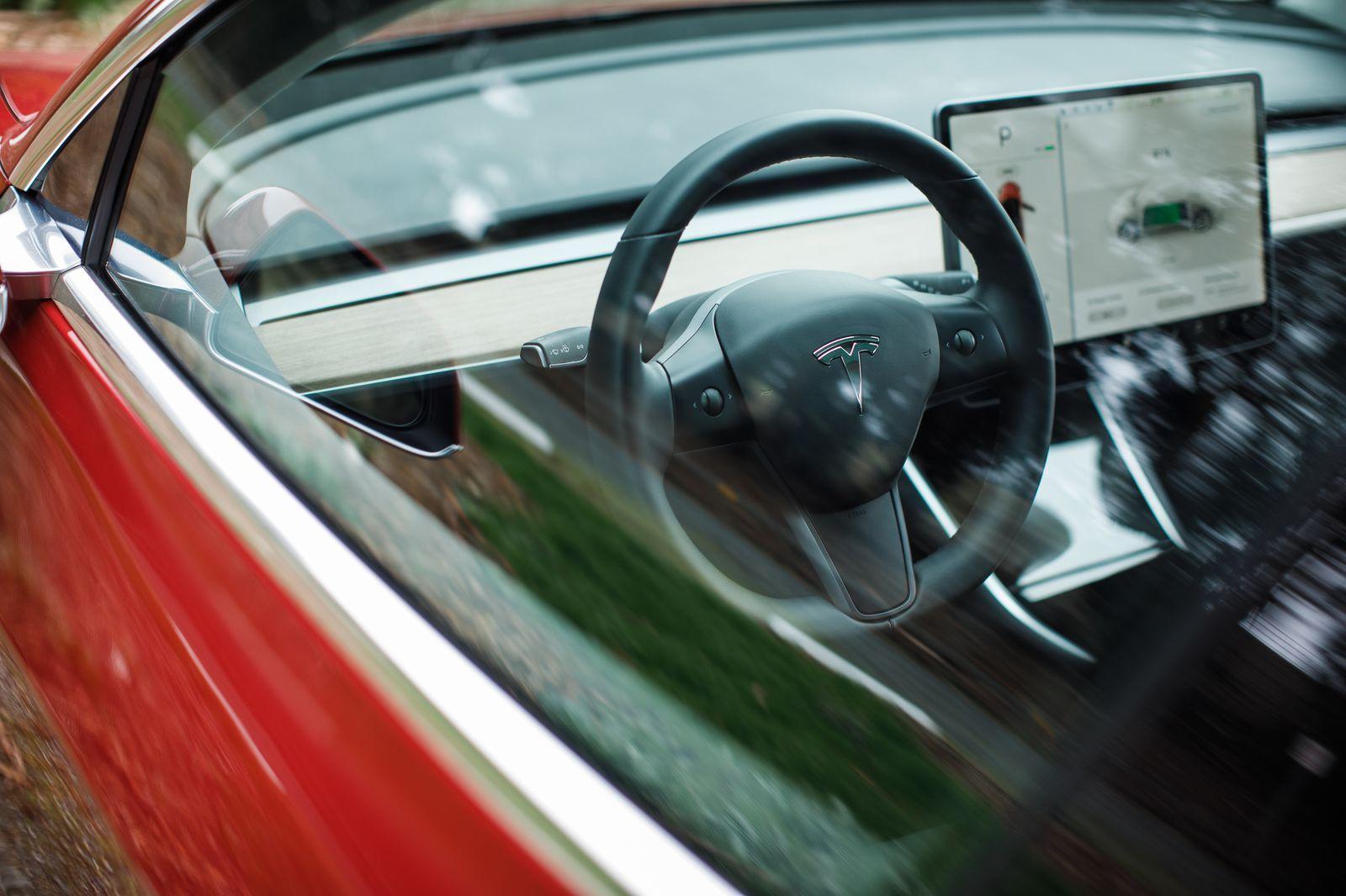 Tesla Model 3: The Road & Track Review | Tesla model ...