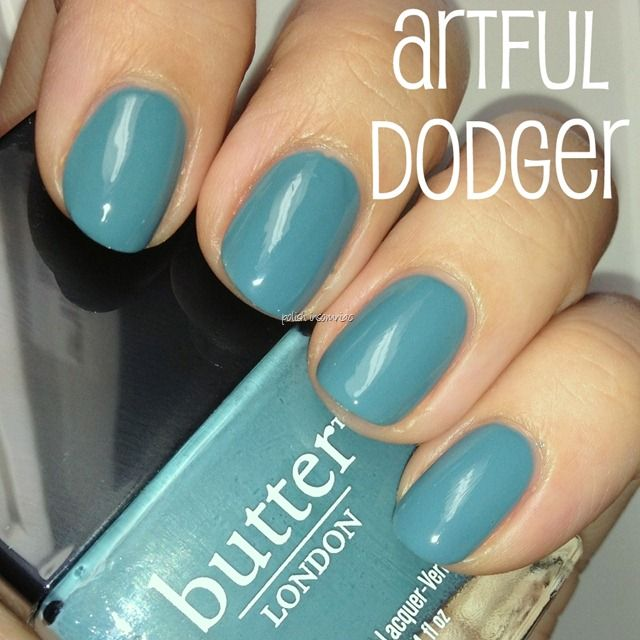 Butter London Artful Dodger ♥ Swatches and Review