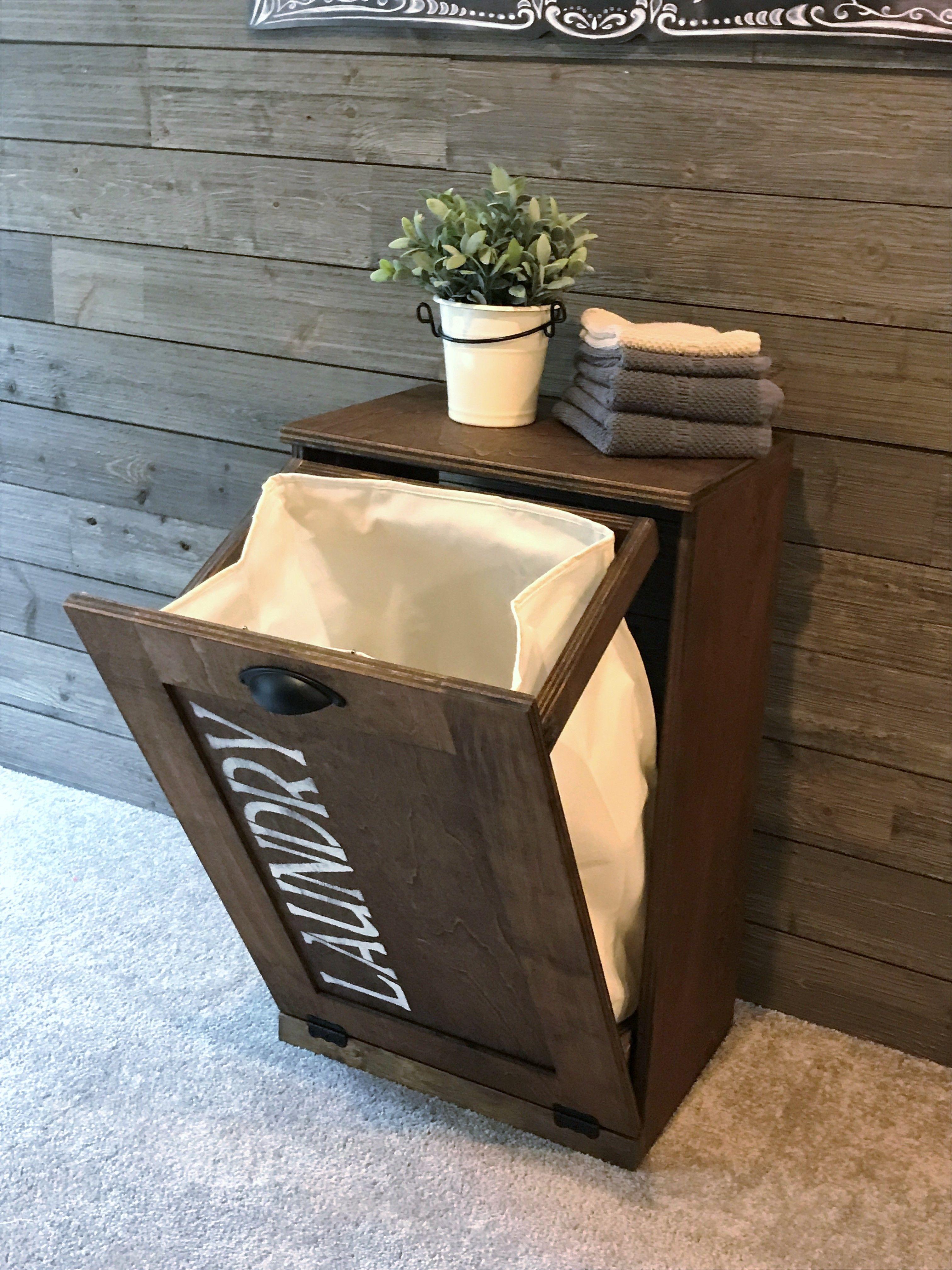 Tilt Out Trash Bin Double Trash Bin With A Drawer Vist Us At Lovemade14 Com To Design Your Tilt Out Trash Laundry Bags Diy Laundry Hamper Laundry Hamper Diy