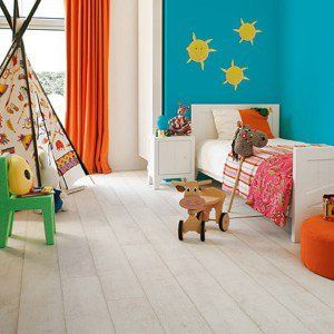 The Growing Trend Of Grey And White Laminate Flooring White