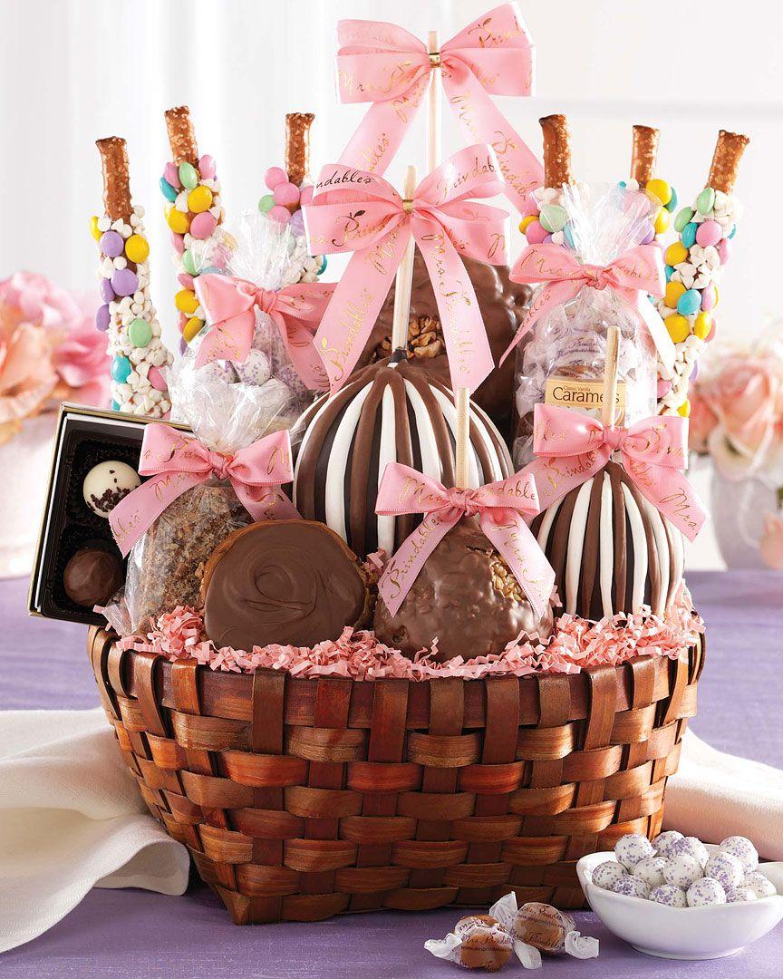 rs. Prindable\'s 18pc Premium Deluxe Spring Basket | Dessert | Pinterest