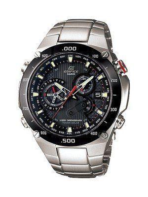 Casio Edifice Tough Solar EQS-1100DB-1AV EQS-1100DB-1 Men s Watch ... 54c0f5a93a